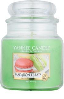 Yankee Candle Macaron Treats Duftkerze  411 g Classic medium