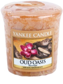 Yankee Candle Oud Oasis bougie votive 49 g