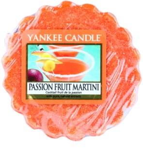 Yankee Candle Passion Fruit Martini tartelette en cire 22 g