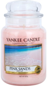 Yankee Candle Pink Sands Duftkerze  623 g Classic groß
