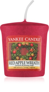 Yankee Candle Red Apple Wreath velas votivas 49 g