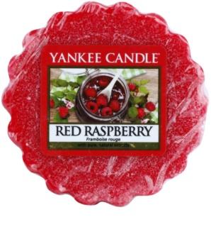 Yankee Candle Red Raspberry cera para lámparas aromáticas 22 g