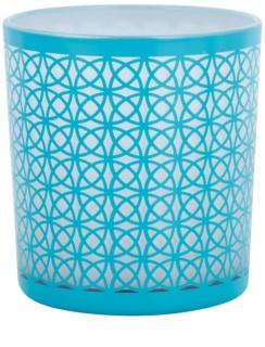 Yankee Candle Sanremo szklany świecznik na sampler