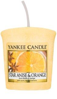 Yankee Candle Star Anise & Orange votivní svíčka 49 g