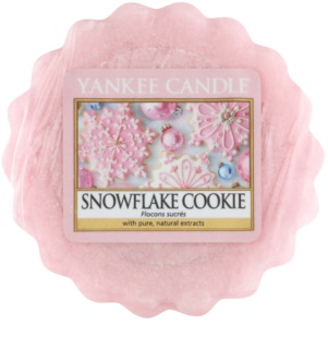 Yankee Candle Snowflake Cookie Yankee Candle Wax  22 gr