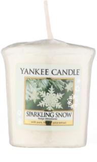 Yankee Candle Sparkling Snow lumânare votiv 49 g