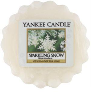 Yankee Candle Sparkling Snow cera derretida aromatizante 22 g