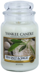 Yankee Candle Sea Salt & Sage Scented Candle 623 g Classic Large