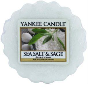 Yankee Candle Sea Salt & Sage Vosak za aroma lampu 22 g