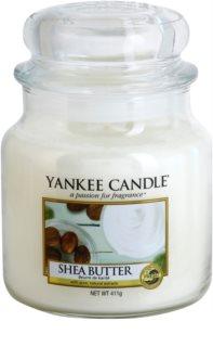 Yankee Candle Shea Butter ароматна свещ  411 гр. Classic средна