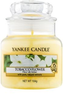 Yankee Candle Tobacco Flower mirisna svijeća 104 g Classic mala