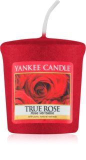 Yankee Candle True Rose bougie votive 49 g