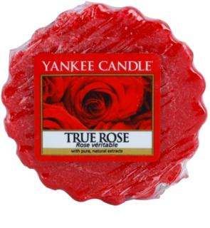 Yankee Candle True Rose wosk zapachowy 22 g