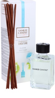 Yankee Candle Clean Cotton aroma difusor com recarga 170 ml Décor