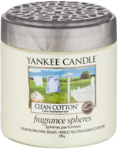 Yankee Candle Clean Cotton dišeči biseri 170 g