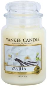 yankee candle vanilla grande bougie parfum e. Black Bedroom Furniture Sets. Home Design Ideas