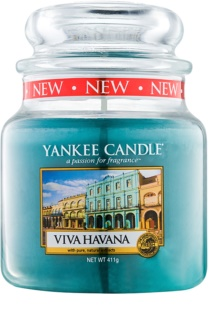 Yankee Candle Viva Havana candela profumata 411 g Classic media