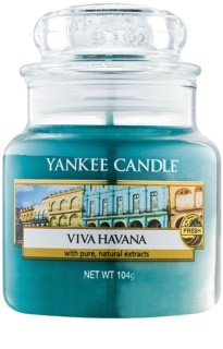 Yankee Candle Viva Havana ароматна свещ  104 гр. Classic малка