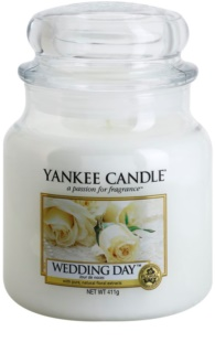Yankee Candle Wedding Day bougie parfumée Classic moyenne