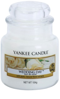 Yankee Candle Wedding Day Duftkerze  104 g Classic mini