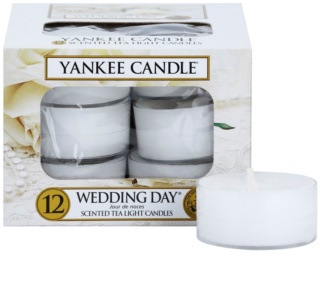 Yankee Candle Wedding Day čajna sveča 12 x 9,8 g