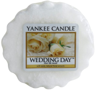 Yankee Candle Wedding Day tartelette en cire 22 g