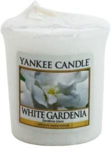 Yankee Candle White Gardenia votívna sviečka 49 g