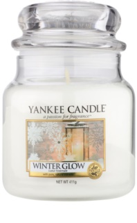 Yankee Candle Winter Glow scented candle Classic Medium 411 g