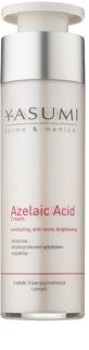 Yasumi Dermo&Medical Azelaic Acid Soothing Cream For Sensitive Acne - Prone Skin