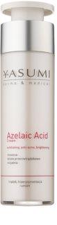 Yasumi Dermo&Medical Azelaic Acid Kalmerende Crème  voor Gevoelige Huid met Acne Neiging