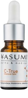 Yasumi Dermo&Medical C-True intenzív ápolás az élénk és kisimított arcbőrért
