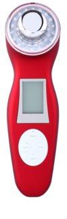 Yasumi Ionic Photon Sonic Red ultrazvukový kosmetický přístroj na pleť pro regeneraci a eliminaci vrásek