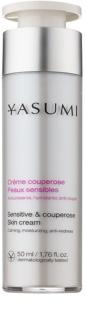 Yasumi Anti-Redness crema lenitiva per pelli sensibili con tendenza agli arrossamenti