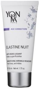 Yon-Ka Age Correction Elastine crema de noche para alisar arrugas y líneas de expresión