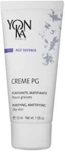 Yon-Ka Age Defense Mattifying Cream For Oily Skin