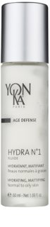 Yon-Ka Age Defense N°1 Moisturising Fluid with Mattifying Effect For Normal To Oily Skin