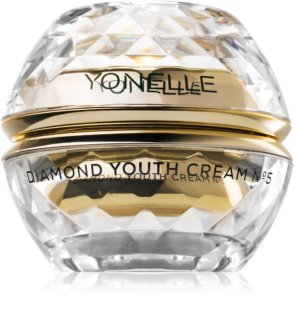 Yonelle Diamond Youth crema giorno e notte idratante antirughe per viso e contorno occhi