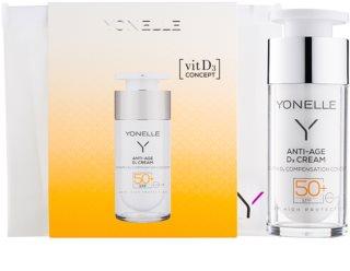 Yonelle Anti - Age D3 zaščitna krema proti gubam SPF 50+