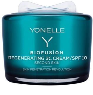 Yonelle Biofusion 3C crème régénérante SPF 10