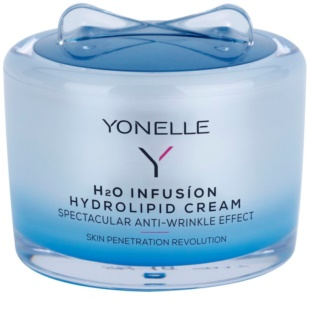Yonelle H2O Infusíon Hydrolipidic Cream with Anti-Ageing Effect