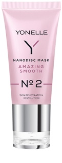 Yonelle Nanodisc Mask Amazing Smooth N° 2 Intense Regenerating Night Mask for Dry and Dehydrated Skin 40+