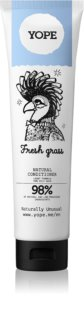 Yope Fresh Grass acondicionador natural para cabello graso