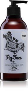 Yope Fig Tree Liquid Soap with Moisturizing Effect