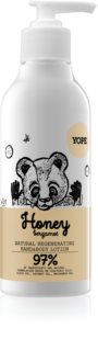Yope Honey & Bergamot Soothing And Hydrating Lotion för händer