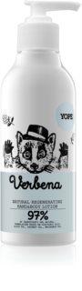 Yope Verbena успокояващо мляко за ръце и тяло