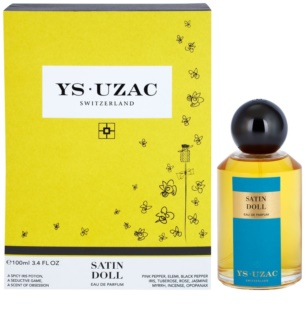 Ys Uzac Satin Doll eau de parfum per donna 100 ml