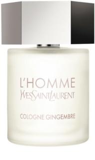 Yves Saint Laurent L'Homme Cologne Gingembre одеколон для чоловіків 60 мл