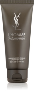Yves Saint Laurent L'Homme bálsamo after shave para homens 100 ml