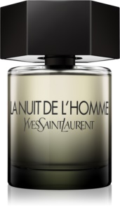 Yves Saint Laurent La Nuit de L'Homme Eau de Toilette for Men 100 ml