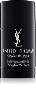 Yves Saint Laurent La Nuit de L'Homme Deodorant Stick for Men 75 g
